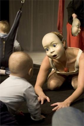 Babydrama, Jeune public – Suzanne Osten