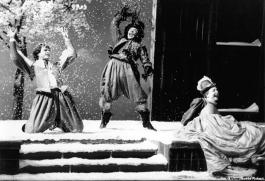 L'Illusion comique de P. Corneille, Théâtre ARIA – Pantin